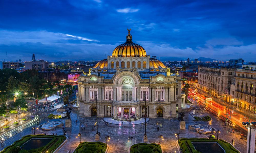 Viajar y aprender:  México D.F. y Buenos Aires.