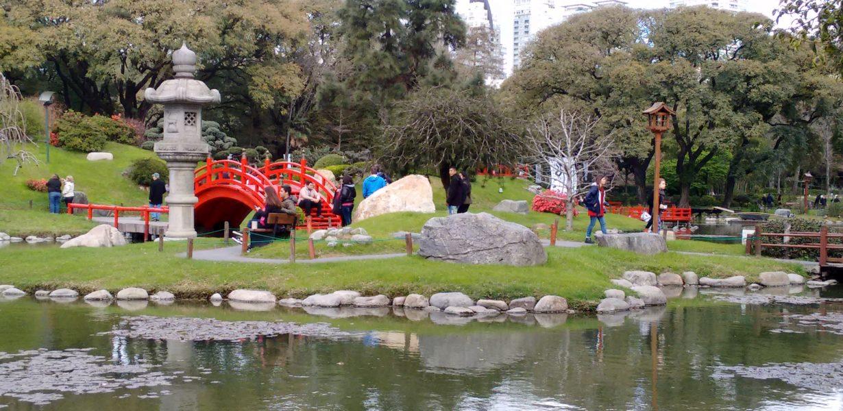 4 Parques que NO te puedes perder en Buenos Aires